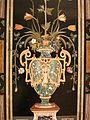 Pannello con vaso di fiori dall'opificio delle pietre dure, 1600-50 ca., 02.JPG