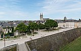 Panoramic view of Angers, as seen from the Château 20170611 1.jpg