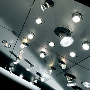 CELLULA lighting system. Design Paolo Frances. & HOUSTON BUSINESS ADVERTISING: High-quality lighting design azcodes.com
