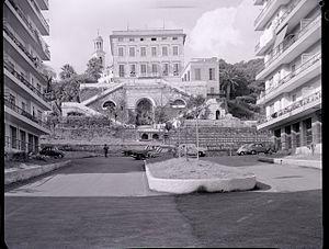 Villa Durazzo-Pallavicini - The villa photographed by Paolo Monti in 1963