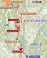 Parcours étape 9 Tour de France 2017.png