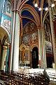 Paris (75), abbaye Saint-Germain-des-Prés, transept, vue vers le nord-est.jpg