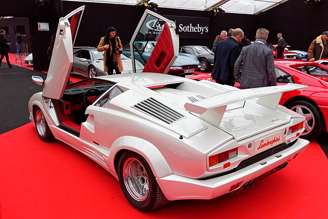 Lamborghini Countach 25th Anniversary Edition