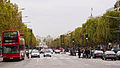 Paris Avenue des Champs-Élysées, 8 October 2011.jpg