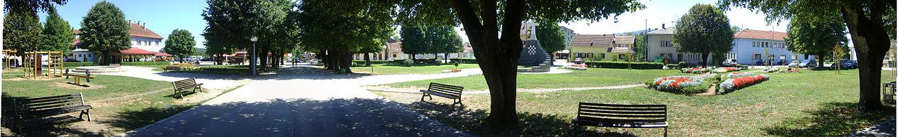 SLUNJ CROATIA PARK