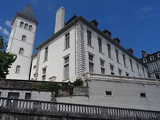 Pau, Pyrénées-Atlantiques - Parlement de Navarre