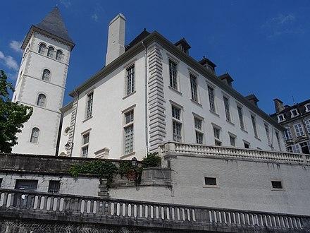 Pau Pyrénées Atlantiques Wikiwand