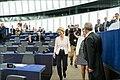 Parliament elects Ursula von der Leyen as first female Commission President (48308186106).jpg