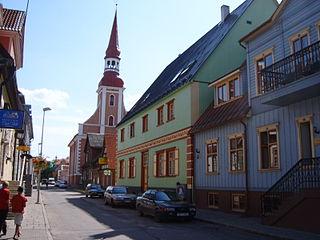 Pärnu,  Pärnumaa, Estonia