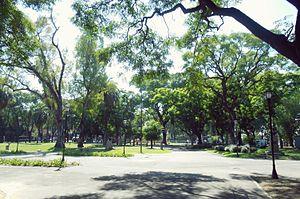 Parque Patricios - Parque de los Patricios park