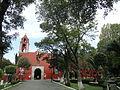 Parroquia de Santo Domingo de Guzmán, Ciudad de México 05.JPG