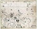 Pascaarte von alle de zee-custen van Europa nieulycx beschreuen en verbetert door Willem, Pieter en Joan Blaeu tot Amsterdam 1677 RMG K0990.jpg