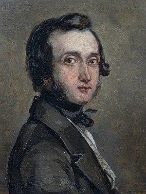 Patrick Allan Fraser - Self-portrait