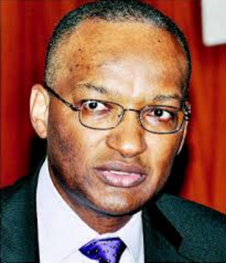 Kikuyu people - Governor of Central Bank of Kenya Ngugi Njoroge