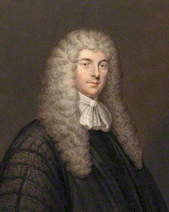 3rd Parliament of King William III - Paul Foley, Speaker