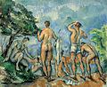 Paul Cézanne - Bathers.jpg