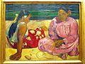 Paul Gauguin - Donne tahitiane sulla spiaggia (1891).jpg