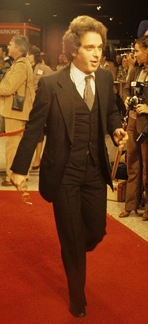 Paul Jabara - Jabara at the premiere of The Rose in 1979
