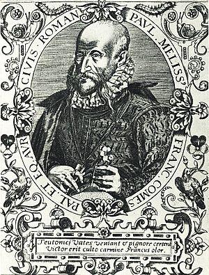 Paulus Melissus - Paulus Melissus.