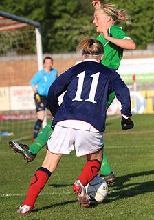 Pauline Hamill Scottish footballer