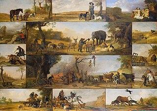 Punishment of a Hunter