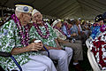 Pearl Harbor survivors share their experiences at the World War II Valor in the Pacific National Monument in Honolulu 121207-F-MQ656-010.jpg