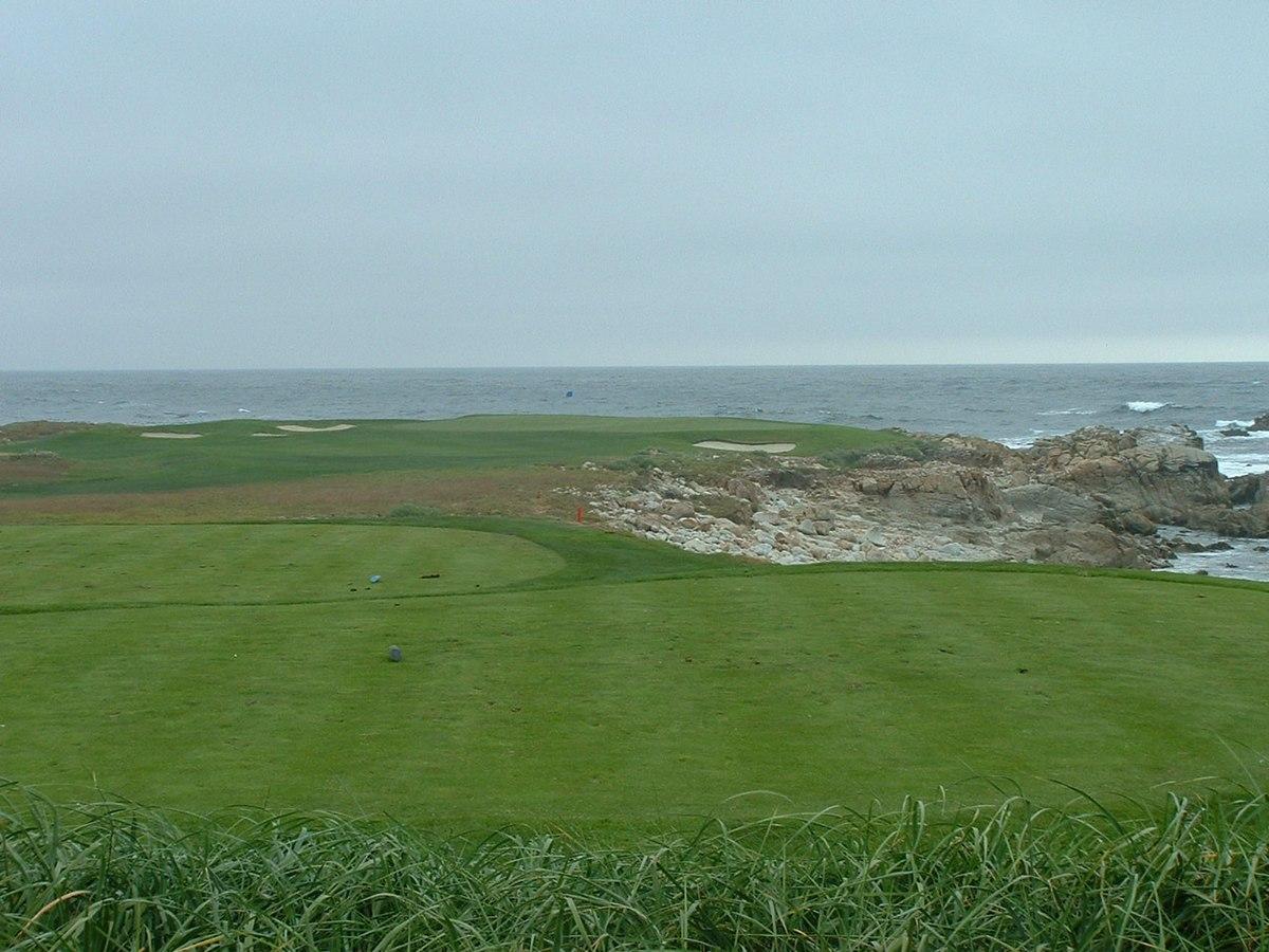 Pebble Beach Golf Links Wikipedia