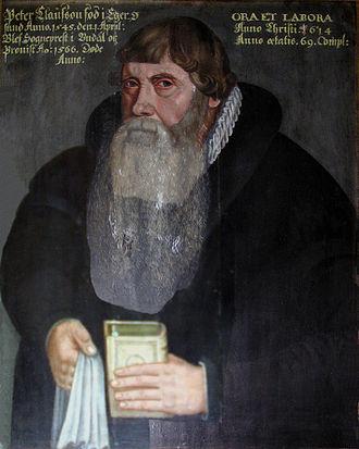 Peder Claussøn Friis - Peder Claussøn Friis