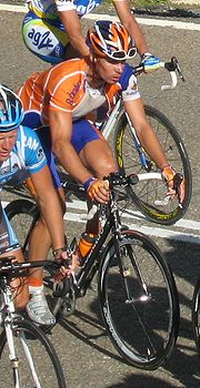 Pedro Horrillo in de Vuelta 2008