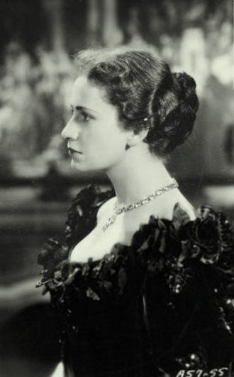 Ralph Richardson - Peggy Ashcroft in 1936, near the beginning of her long professional association with Richardson