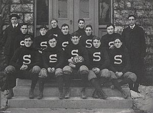 1902 Penn State Nittany Lions football team - Image: Penn State Football 1902