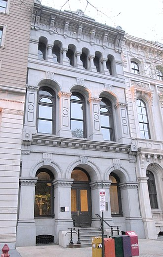 American Philosophical Society - Image: Pennsylvania Company for Insurances on Lives and Granting Annuities 431 Chestnut Street