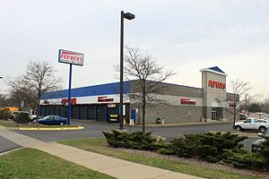 Pep Boys - Pep Boys store, Farmington Hills, Michigan