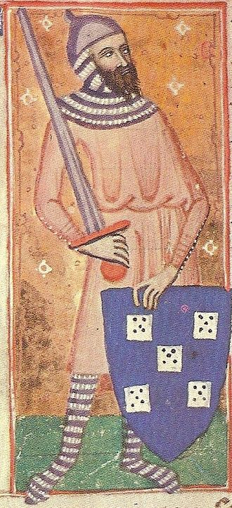 Peter I, Count of Urgell - Image: Pere de Portugal