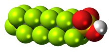 PFOS-molekulo
