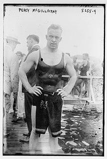 Perry McGillivray American swimmer