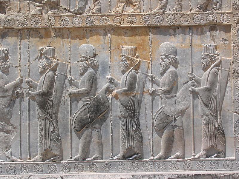 File:Persepolis carvings.JPG