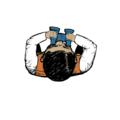 Person with binoculars.tif