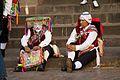 Peru - Cusco 094 - traditional Andean dance fiesta (6997048930).jpg