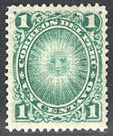 Peru 1880 Sc30 green.jpg