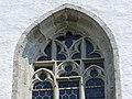 Pesenbach St.Leonhard - Fassade 2 Maßwerk.jpg