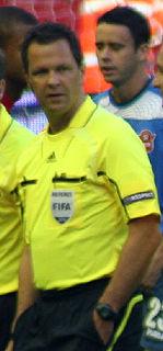 Peter Sippel German football referee
