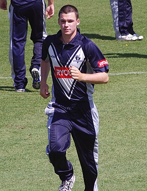 Peter Handscomb - Handscomb in October 2011