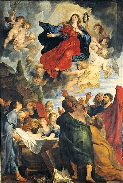 File:Peter Paul Rubens - The Assumption of the Virgin Mary - Google Art Project.jpg