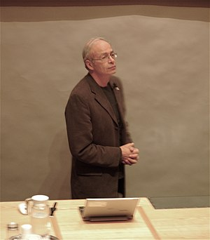 I had a chance to see Peter Singer speak. From...