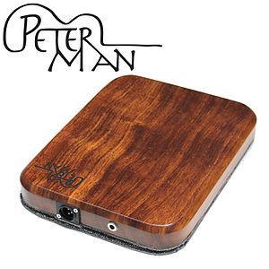 Stomp box - A Peterman Bigstomp stomp box used by Bob Malone