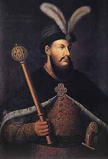 Hetman of Ukrainian Cossacks