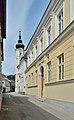 Pfarrhof, Pfarrkirche Marbach an der Donau.jpg