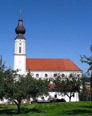 Altfraunhofen - Church of Altfraunhofen