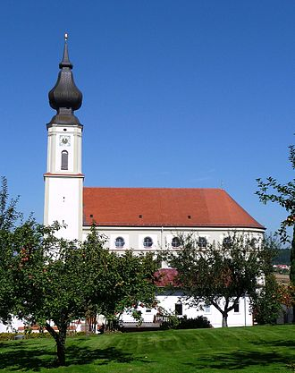 Altfraunhofen - Church of Altfraunhofen